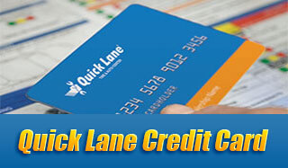 Humble Quick Lane Credit Card